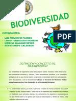 Biodiversidad y Recursos