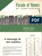 Parade of homes, 93 home designs
