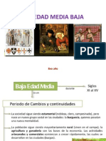 i La Edad Media Baja,8vo