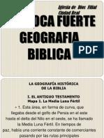 Geografia Biblica Ibides Ciudad Real Argueta