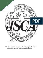 Treinamento Modulo I _ Biologia Geral