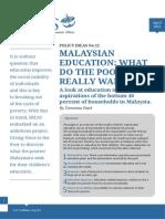 Malaysian education
