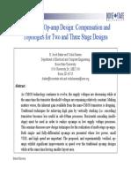 Multistage Opamp Presentation