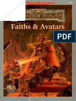 Forgotten Realms - Faiths & Avatars