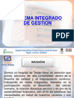 Sistema Integardo de Gestion