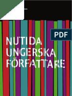 Nutida Ungerska Författare - 2012