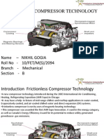 Frictionless Compressor Technology