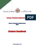 Student Handbook New