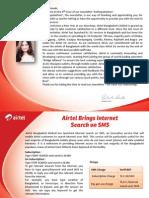 Airtel Bangladesh Newsletter - Kothopokothon Edition 8