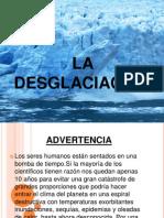 La Desglaciación