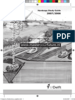 MSc Transport Infrastructure & Logistics TU Delft 2007-2008