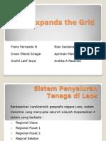 Laos Expands the Grid