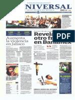 GCPRESS Portadas Medios Nacionales Mar 15 Abr 2014