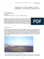 PSC Girder Over River Surma - Bangladesh - Good Construction Example