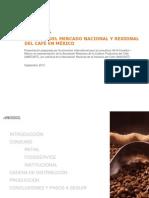 Euromonitor Estudio de Cafe en México