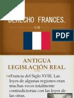 Derecho Frances