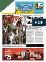 Today's Libre 04162014