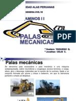 Palas Mecanicas.