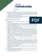 Pagina WEB Subsidio de Vivienda VN (DEC 2190) 2011