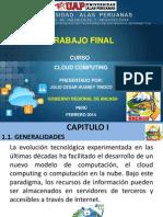 Presentación Trabajo Final -Cloud Computing