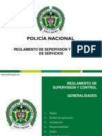 Supervision y Control