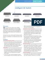 H3C S5120-SI Series Switches Datasheet