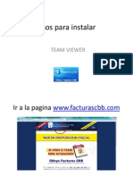 Pasos Para Instalar El Team Viewer