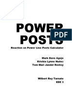 Power Posts