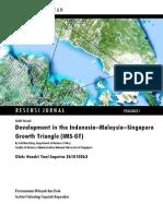 Critical Review_Ekonomi Wilayah_Hendri Yani S_361010063