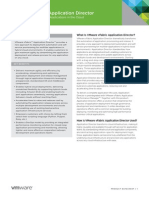 VMware vFabric Application Director Datasheet