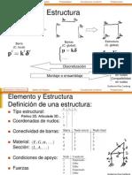 Elemento y Estructura
