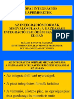 2_Az integrációs formák megvalósulása