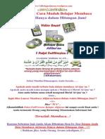 DVD Cara Mudah Belajar Membaca AlQuran