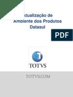 Atualiza%E7%E3o de Ambiente Dos Produtos Datasul