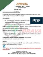 ' Orçamento de  Mud.  Vila Isabel x Humaitá  - RJ (1)