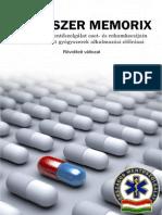 Gyógyszer Memorix 2011