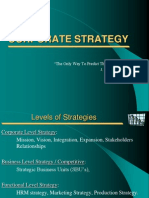 Corporate Strategy - Week 9 - Semester 1(1) (1)