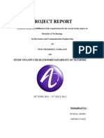 Final Report on Netxpert-kushal