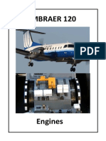 Embraer 120 Powerplant