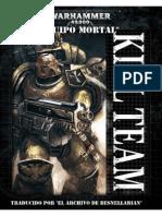 Kill Team (Equipo Mortal)(Castellano)