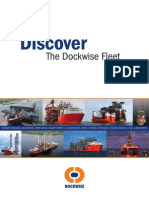 Dockwise Fleetbrochure Nov 2013