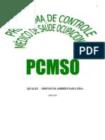 PCMSO QUALIX 2006