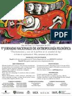 jornadas antropologia 2014