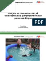 Pierre Haider - Peligros en La Contruccion El Funcionamiento y El Mantenimiento de Plantas de Biogas