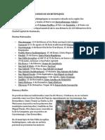 Costumbres y Tradiciones de Suchitepequez