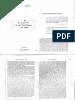Eric Hobsbawn _ La era de la revolución _ La Revolución francesa