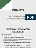 CAP VIII