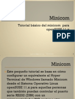 Meta Manual Minicom Linux