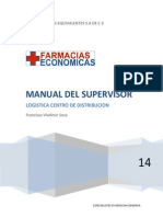 Manual Supervisor Fe