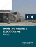 Housing Finance Mechanisms in Chile